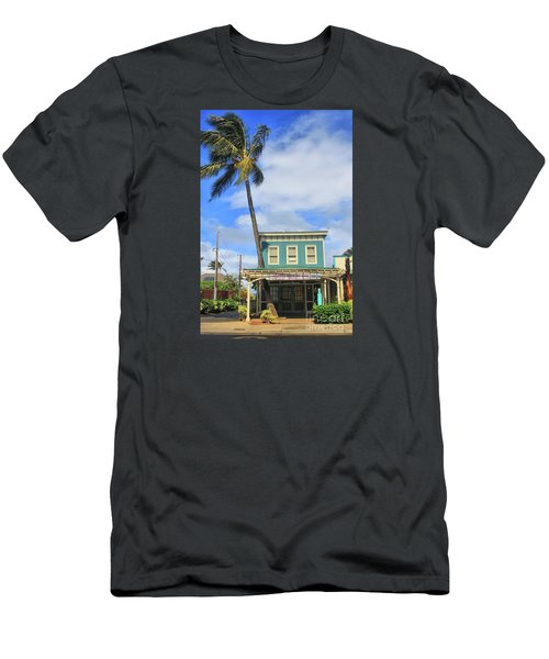 Men's T-Shirt (Slim Fit) featuring the photograph Shave Ice by DJ Florek