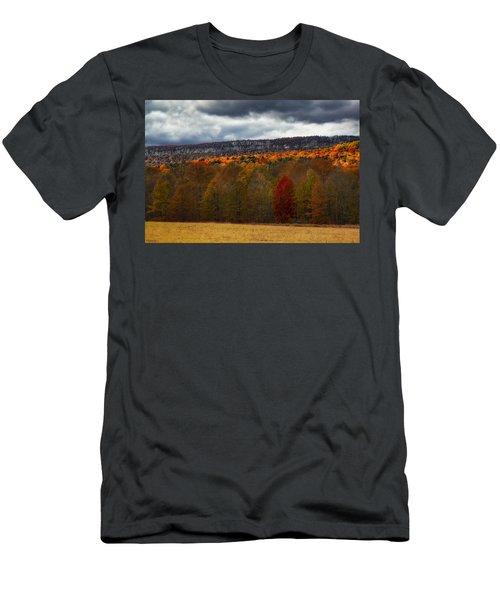 Shawangunk Mountains Hudson Valley Ny Men's T-Shirt (Athletic Fit)
