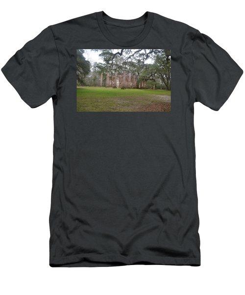 Sheldon Church 10 Men's T-Shirt (Athletic Fit)