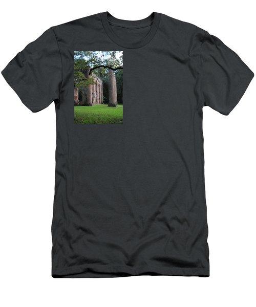 Sheldon Church 5 Men's T-Shirt (Athletic Fit)
