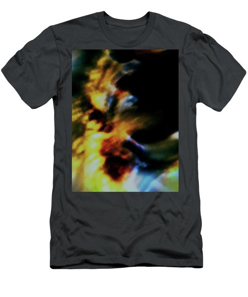 Shell Dancing Men's T-Shirt (Slim Fit) by Gina O'Brien