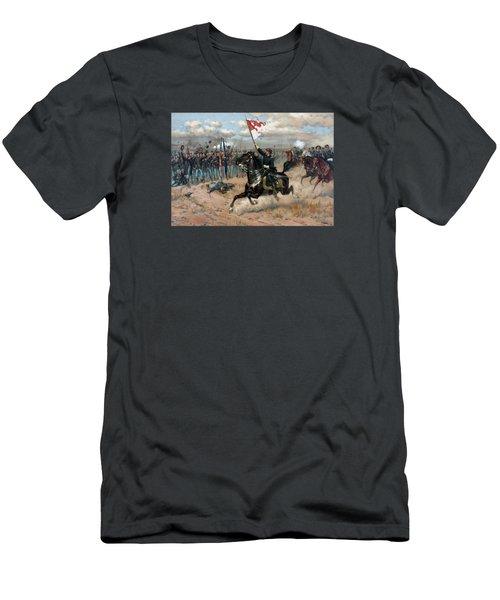 Sheridan's Ride Men's T-Shirt (Athletic Fit)