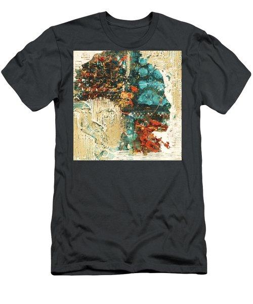 Shestrak Men's T-Shirt (Slim Fit)