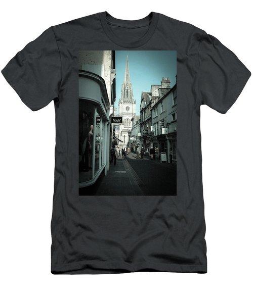 Shine On Me Men's T-Shirt (Athletic Fit)