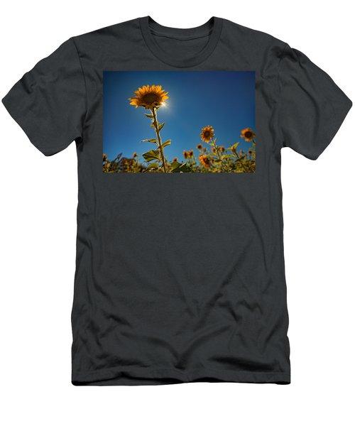 Shining High Men's T-Shirt (Athletic Fit)