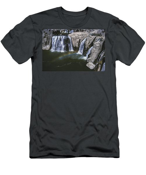 Shoshone Falls Idaho Men's T-Shirt (Athletic Fit)