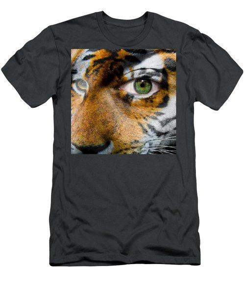 Siberian Man Men's T-Shirt (Athletic Fit)