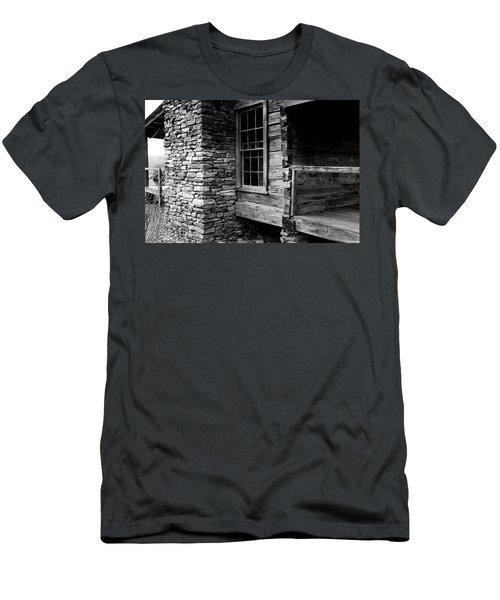 Side View Men's T-Shirt (Athletic Fit)