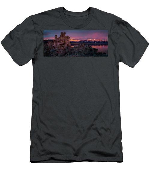 Sierra Glow Men's T-Shirt (Athletic Fit)
