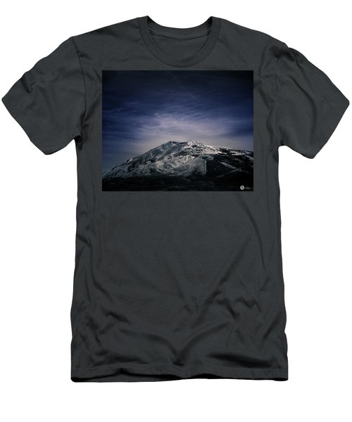 Sierra Majesty In February Men's T-Shirt (Athletic Fit)