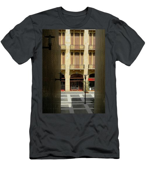 Siesta Time Men's T-Shirt (Athletic Fit)
