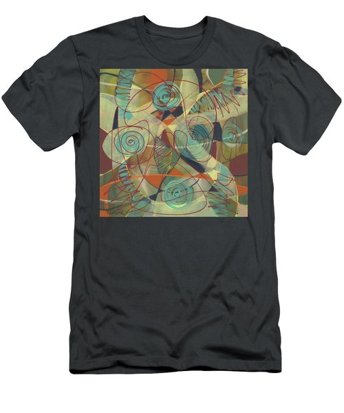 Signs And Signals Men's T-Shirt (Athletic Fit)