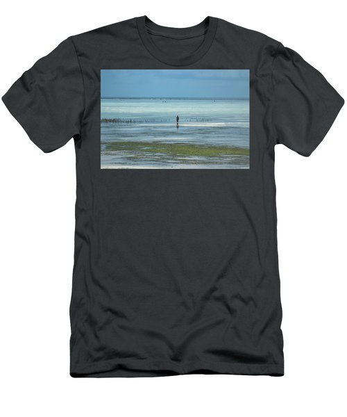 Silence Men's T-Shirt (Athletic Fit)