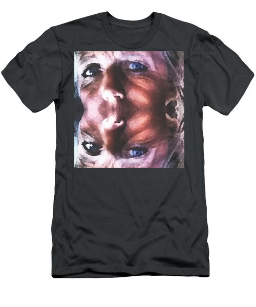 Silenced Men's T-Shirt (Athletic Fit)
