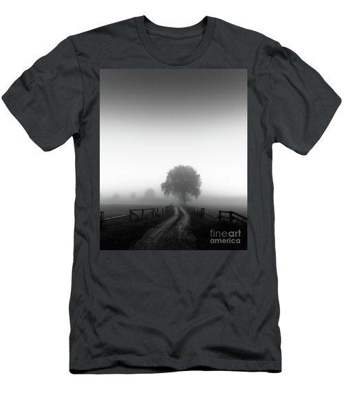 Silent Morning  Men's T-Shirt (Slim Fit) by Franziskus Pfleghart