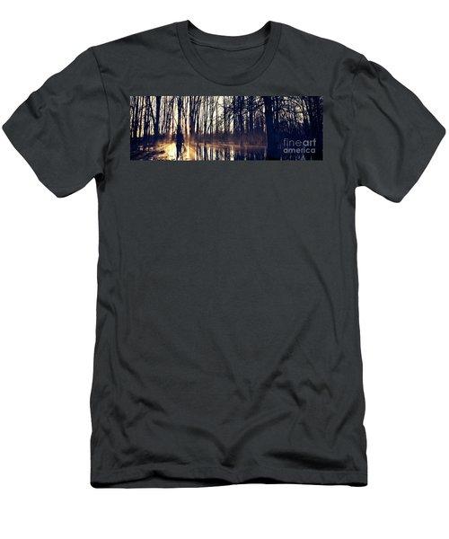 Silent Woods No 4 Men's T-Shirt (Athletic Fit)