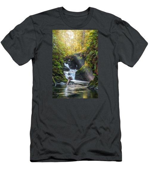 Silk Steps Men's T-Shirt (Slim Fit)