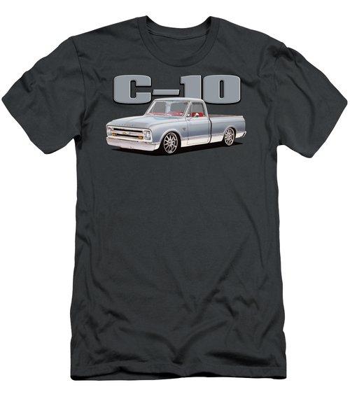 Silver Bullet Men's T-Shirt (Athletic Fit)