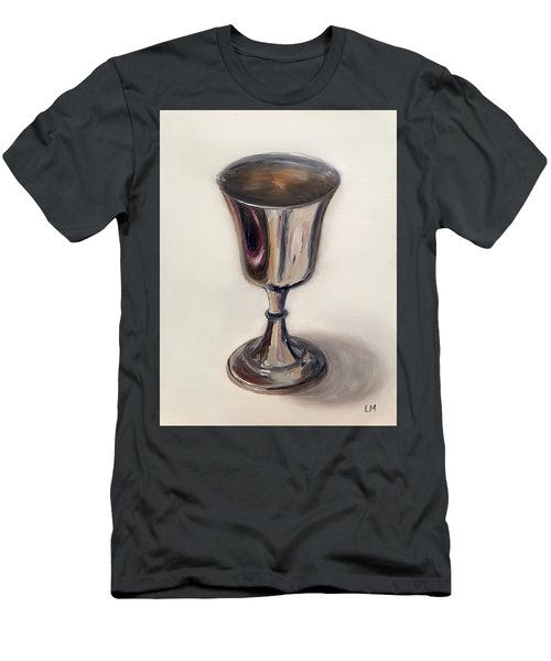 Silver Goblet Men's T-Shirt (Athletic Fit)