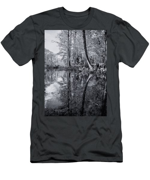Silver River Men's T-Shirt (Athletic Fit)