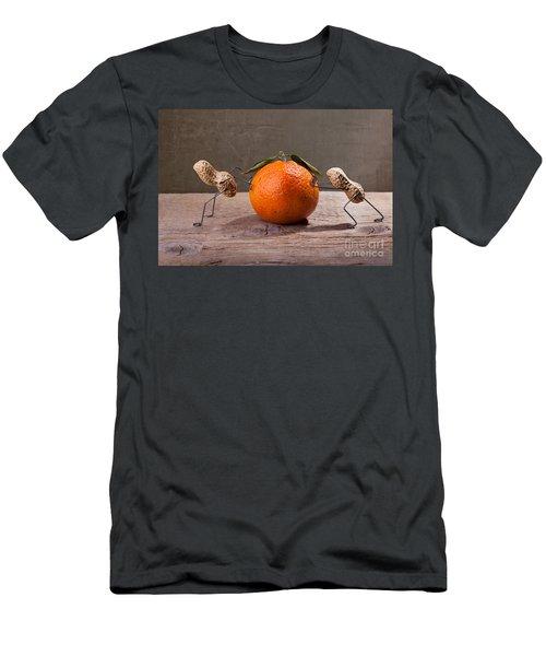 Simple Things - Antagonism Men's T-Shirt (Athletic Fit)