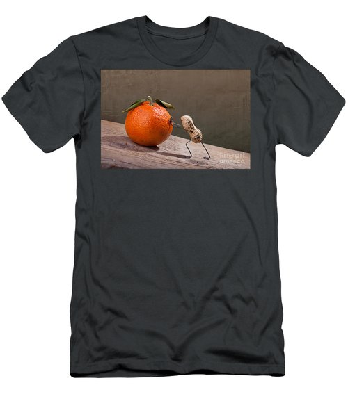 Simple Things - Sisyphos 01 Men's T-Shirt (Athletic Fit)