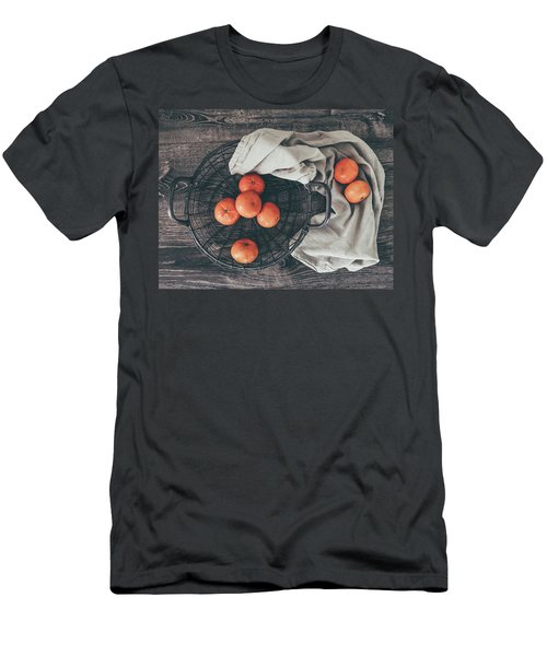 Men's T-Shirt (Athletic Fit) featuring the photograph Simply Sweet by Kim Hojnacki