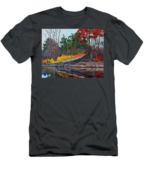 Singleton Autumn Men's T-Shirt (Athletic Fit)