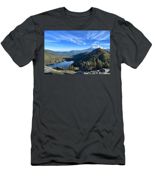 Siskiyou Beauty Men's T-Shirt (Athletic Fit)