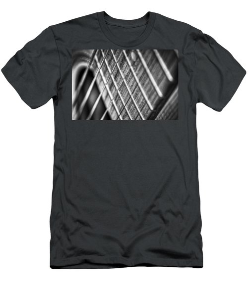 Six Strings Men's T-Shirt (Athletic Fit)
