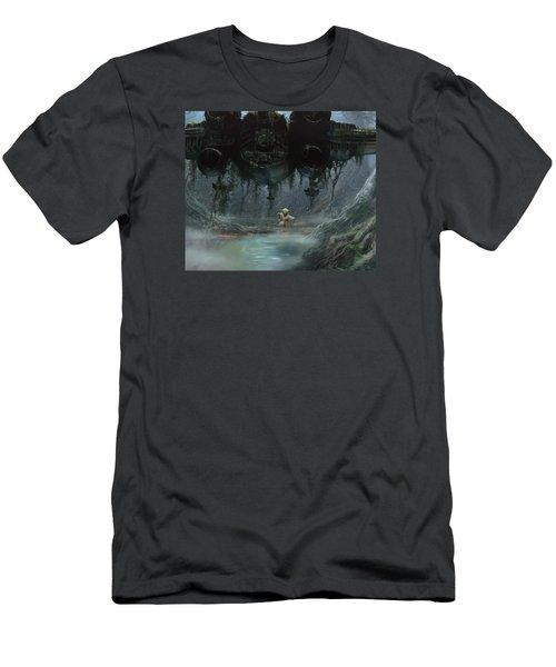 Size Matters Not Men's T-Shirt (Athletic Fit)