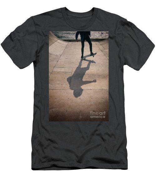 Skater Boy 002 Men's T-Shirt (Athletic Fit)