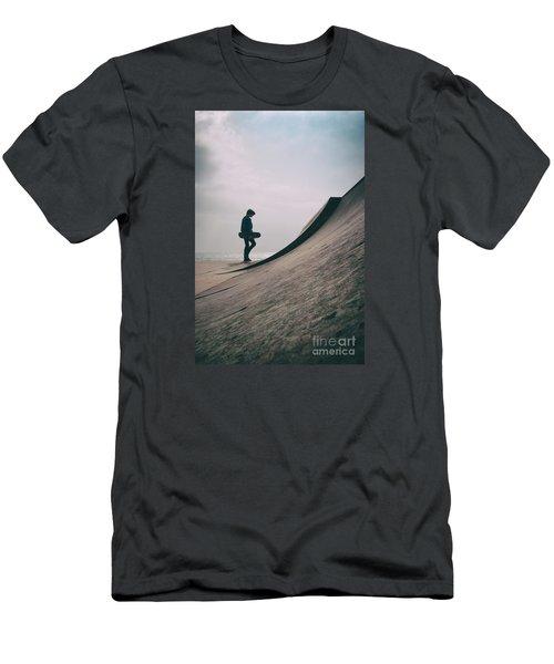 Skater Boy 006 Men's T-Shirt (Athletic Fit)