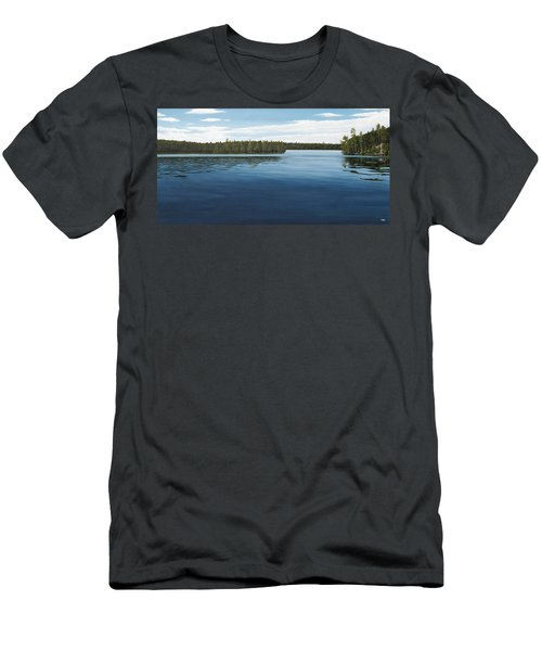 Skinners Bay Muskoka Men's T-Shirt (Athletic Fit)