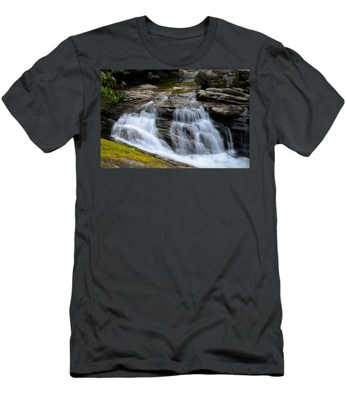Skinny Dip Falls Men's T-Shirt (Athletic Fit)