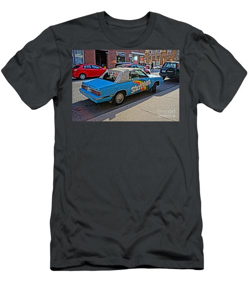 Skittles Car Men's T-Shirt (Athletic Fit)