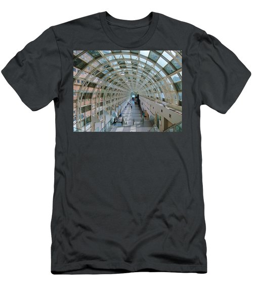 Sky Walk Toronto Men's T-Shirt (Athletic Fit)