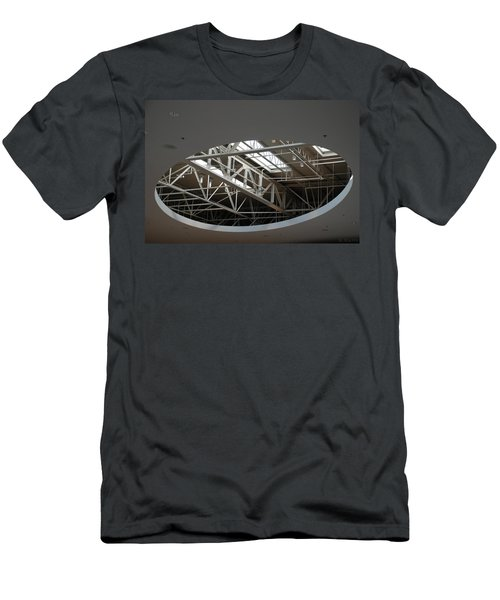 Men's T-Shirt (Slim Fit) featuring the photograph Skylight Gurders by Rob Hans
