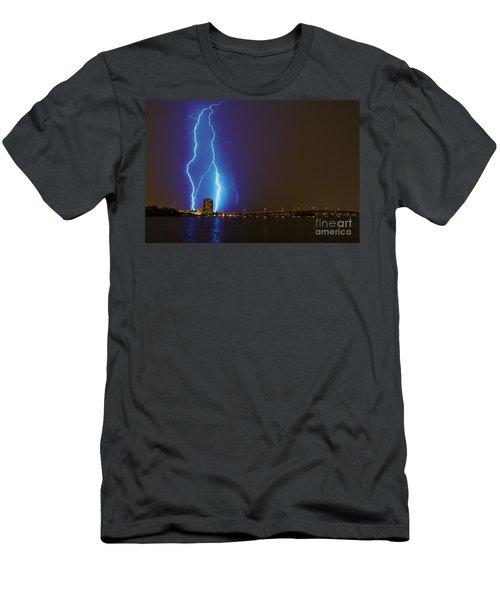 Sky's The Limit Men's T-Shirt (Athletic Fit)