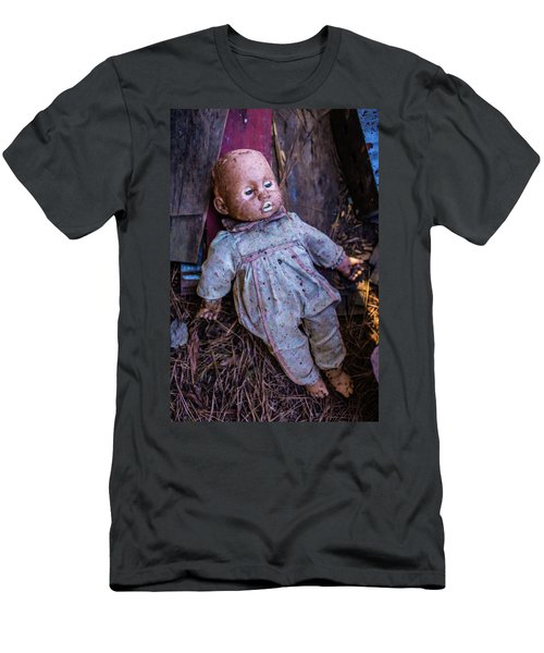 Sleeping Doll Men's T-Shirt (Athletic Fit)
