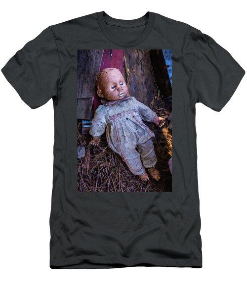 Sleeping Doll Men's T-Shirt (Athletic Fit)