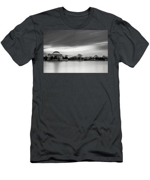 Sleeping Giant Men's T-Shirt (Slim Fit) by Edward Kreis