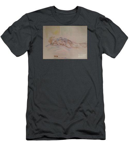 Sleepy Heads Men's T-Shirt (Slim Fit)
