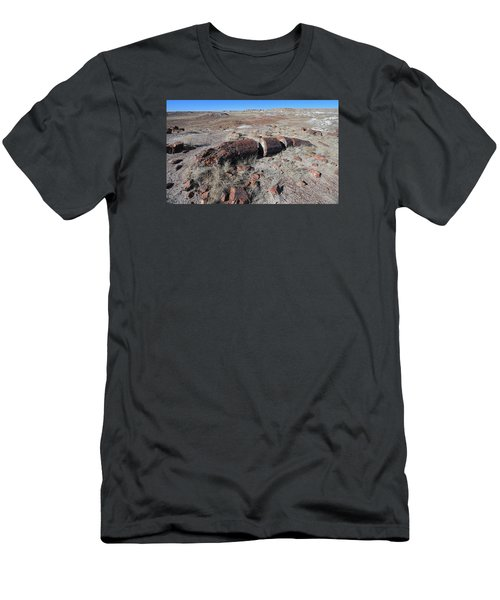 Men's T-Shirt (Slim Fit) featuring the photograph Sliced Not Diced by Gary Kaylor