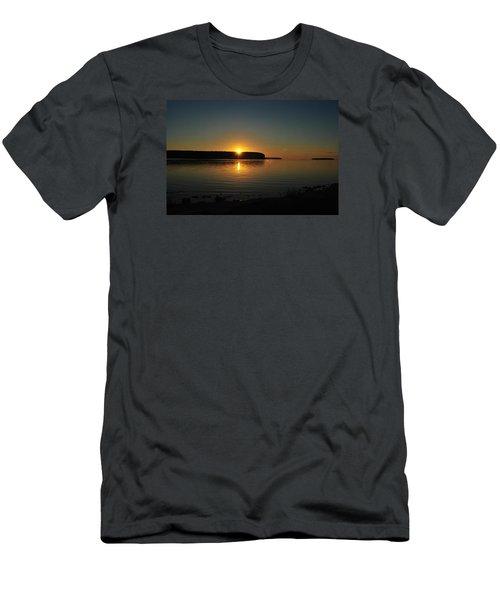 Slip Away Men's T-Shirt (Athletic Fit)