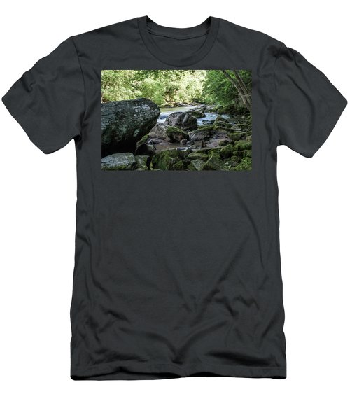 Slippery Rock Gorge - 1938 Men's T-Shirt (Athletic Fit)
