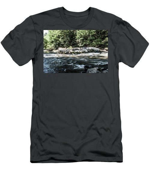 Slippery Rock Gorge - 1943 Men's T-Shirt (Athletic Fit)