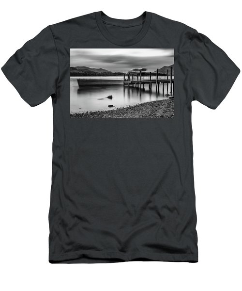 Slipping The Jetty Men's T-Shirt (Athletic Fit)
