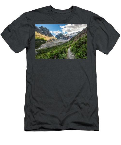 Sliver Of Light - Banff Men's T-Shirt (Athletic Fit)