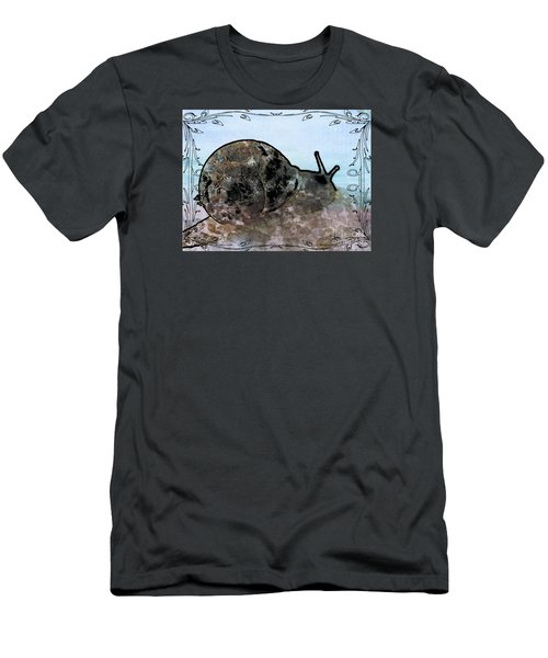 Men's T-Shirt (Athletic Fit) featuring the photograph Slow by Beauty For God